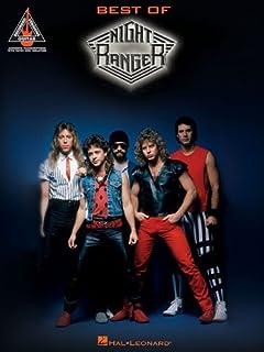 Best of Night Ranger Songbook (Guitar Recorded Versions)