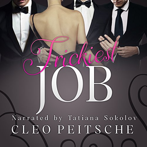 Trickiest Job audiobook cover art
