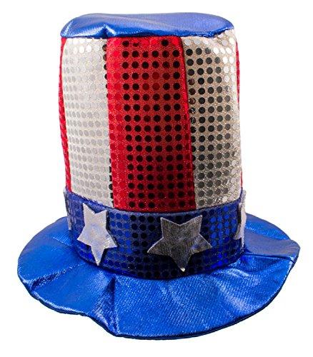 Folat USA Party Hat (Taille Unique)