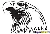 Supersticki® - Adhesivo de pared tipo 2, 60 x 60 cm, lámina de alto rendimiento para todas las superficies lisas, resistente a los rayos UV y a los túneles de lavado, calidad profesional