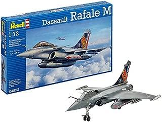 Revell Maqueta Dassault Aviation Rafale M, Kit Modello, Escala 1:72 (4892) (04892), Multicolor