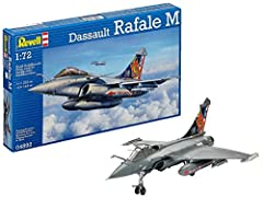 Model kit contain 73 pieces Model kits are designed for children aged 10 years and upwards Measures 22 cm in length and it has 14. 8 cm span width