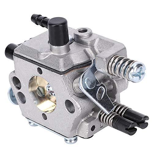 Kit de colector de admisión de carburador, motosierra de repuesto de carburador, accesorios de repuesto de carburador de aluminio fundido a presión para motosierra china 4500 5200 5800 52CC 58CC +