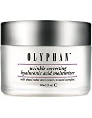 Hyaluronic Acid Cream Moisturiser For Face With Shea Butter & Ocean Complex. Reduce Wrinkles And Fade Age Spots.