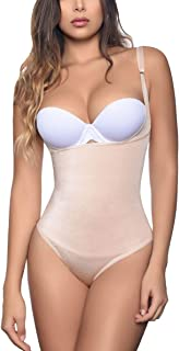 Braless Body Shaper w/ Panty
