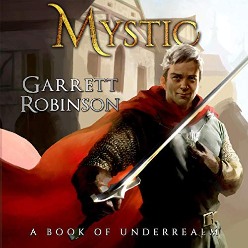 Mystic: A Book of Underrealm audiobook cover art