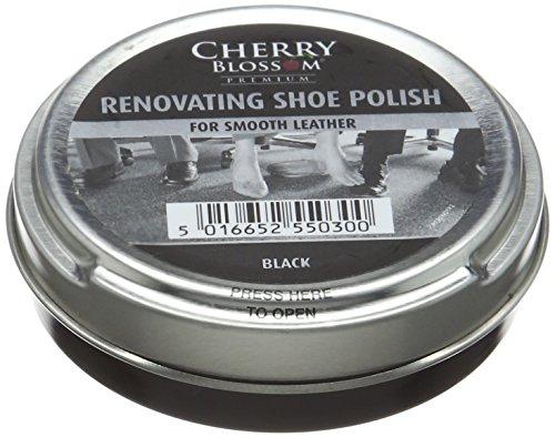 Cherry Blossom Premium Renovating Shoe Treatments and Polishes PCREN01 Black 50.00 ml