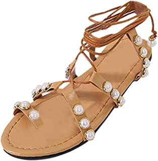 Zapatos para Mujer Casuales, Sandalias de Punta Abierta con Plataforma de la Correa Cruzada de Verano de la Mujer Zapatillas de Deporte de Punta Abierta