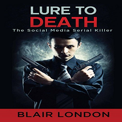 Lure to Death audiobook cover art