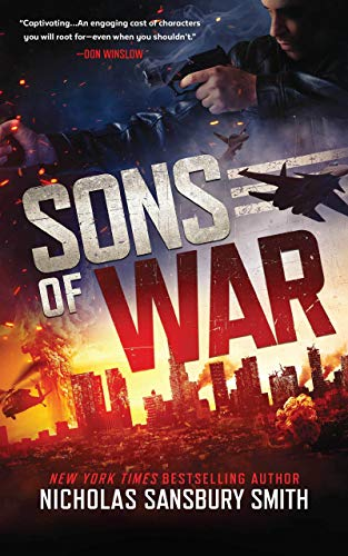 Sons of War (The Sons of War Series Book 1) by [Nicholas Sansbury Smith]