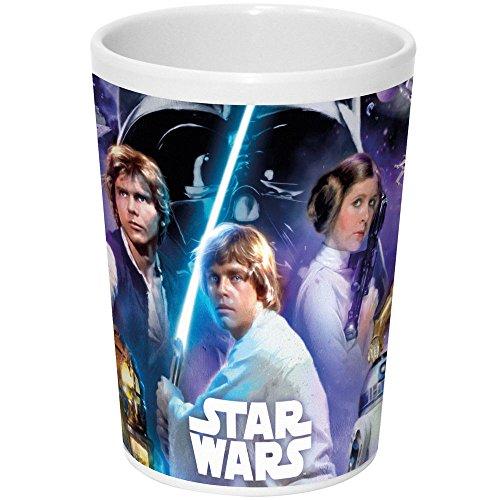 *Star Wars* Trinkglas. Melamin