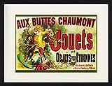 1art1 Vintage - Aux Buttes Chaumont, Jouets Et Objets Pour