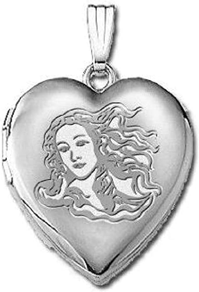 specialty shop PicturesOnGold.com Sterling Fashionable Silver Venus or Aphrodite of Goddess