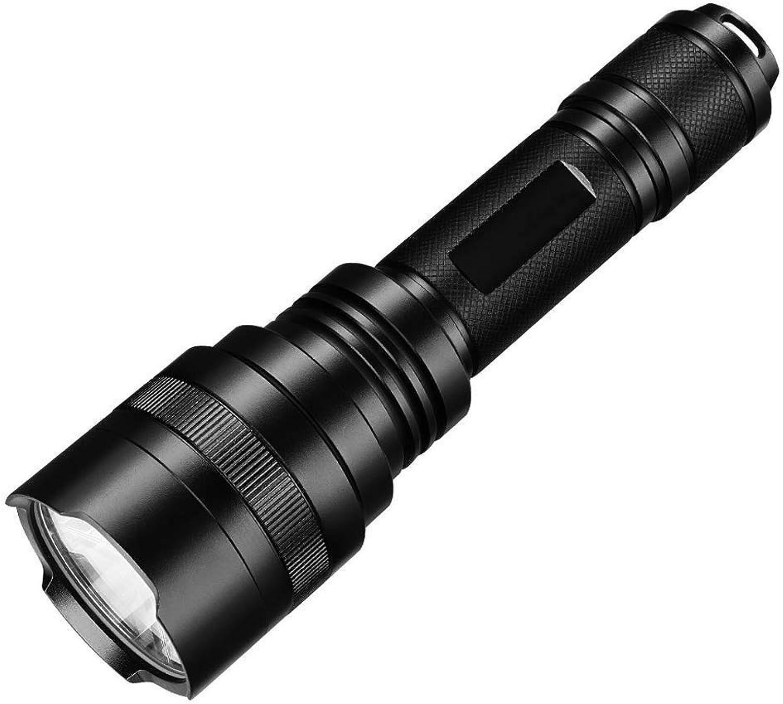 IFDyj Flashlight Rechargeable5 Mode Outdoor Camping Hiking Riding Waterproof Flashlight Super Bright 1100 Lumens Work Light