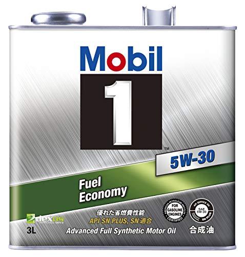 Mobil エンジンオイル モービル1 5W-30 SN PLUS 3L 117565
