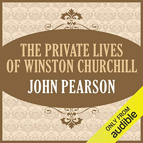 The Private Lives of Winston Churchill cover art