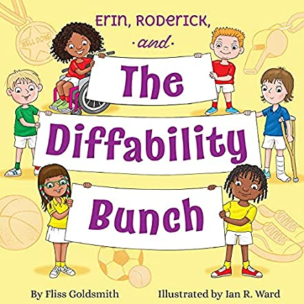 Erin, Roderick, and the Diffability Bunch
