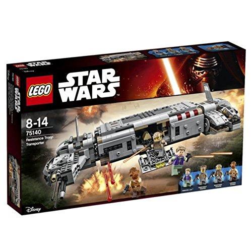 LEGO STAR WARS - Resistance Troop Transport, Multicolor (75140)