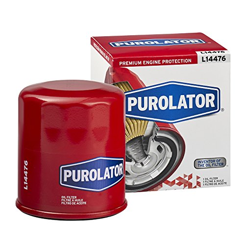Purolator L14476 Premium Engine Protection Spin On Oil Filter