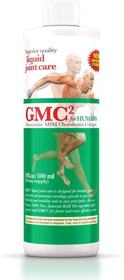 GMC2 Liquid Quality inspection Glucosamine with Collagen Under blast sales Blend