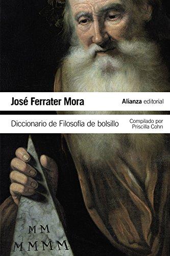 Diccionario de Filosofía de bolsillo (El libro de bolsillo - Filosofía)