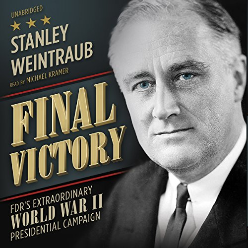 Final Victory audiobook cover art
