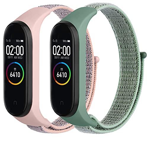 Smartwatch Xiaomi Mi Band 4 Marca DEOU