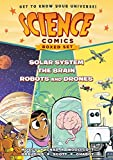 Science Comics Set: Solar System / the Brain / Robots and Drones