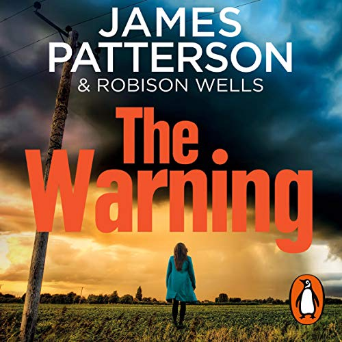 The Warning audiobook cover art