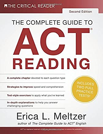 The Complete Guide to ACT Reading, 2nd Edition