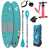 Fanatic Fly Air Bolsillo 10.4 Stand Up Paddle Tabla, Menor Packmass Sup Carbono 35 Remos