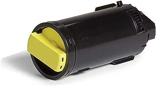 Pegasus Compatible Replacement for Xerox VersaLink C600/C605 10.1K Hi-Capacity Yellow Toner 106R03902 106R3902