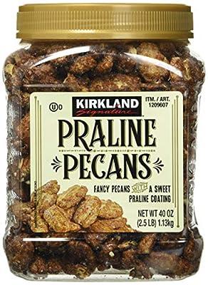 Kirkland Signature Praline Pecans 40 oz