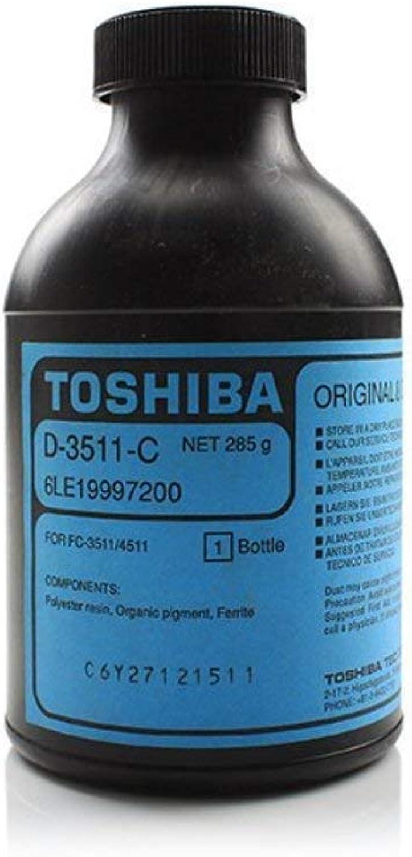 Toshiba original - - - Toshiba E-Studio 4511 (D-3511 C   6LA27230000) - Entwickler schwarz cyan - 30.000 Seiten B006IQ4VT6 | Haltbarer Service  8834a2
