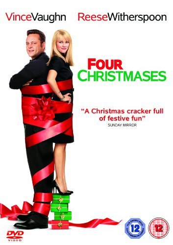 Four Christmases [DVD] by Reese Witherspoon
