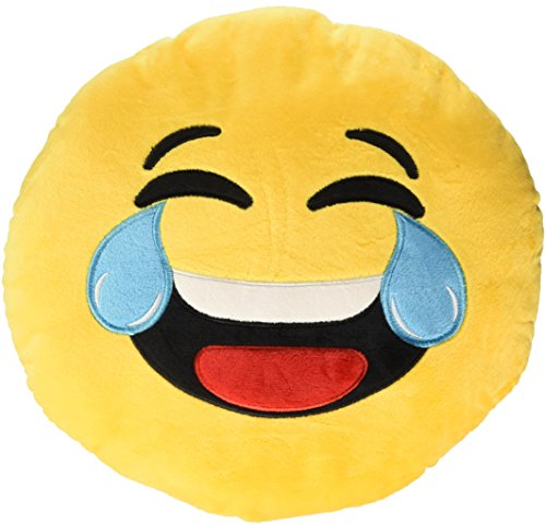 Out of the blue KG – Emotion Faces Coussin 30 cm rires