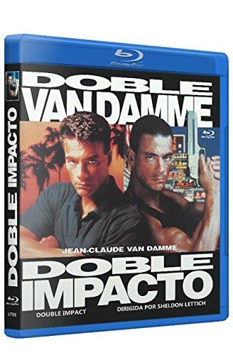 Doble Impacto 1991 BD Double Impact [Blu-ray]