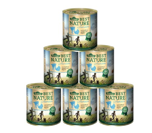 Dehner Best Nature Hundefutter Junior