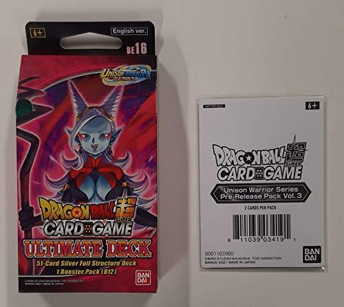 Bandai - Dragon Ball Super CG: Unison Warrior Ultimate Deck - Kartenspiel