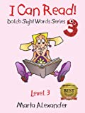 SIGHT WORDS: I Can Read 3 (100 Flash Cards) (DOLCH SIGHT WORDS SERIES, Part 3)