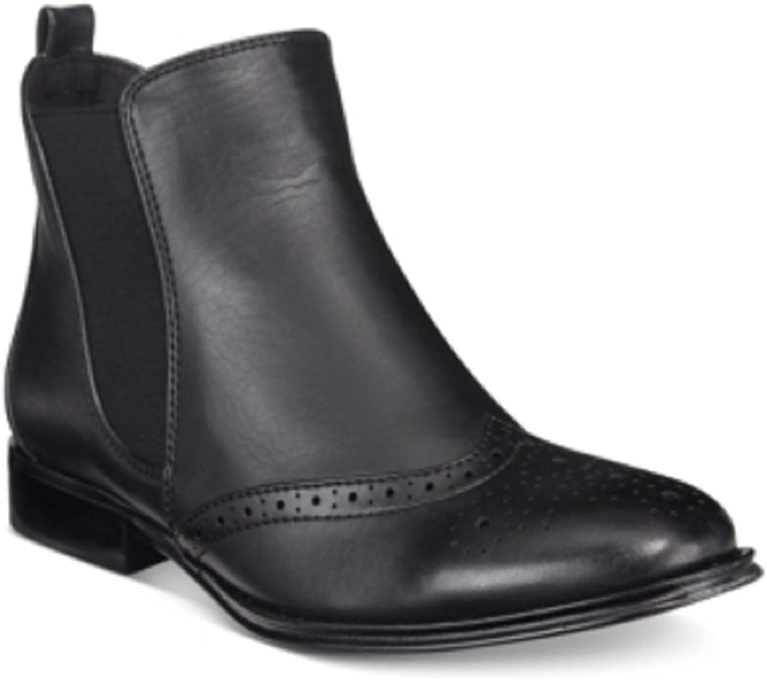 Wanted Saba Chelsea Booties Black 7.5M