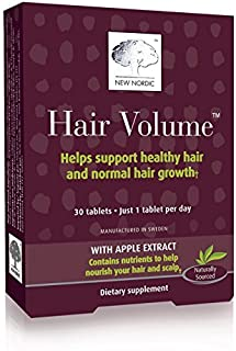 New Nordic Hair Volume 30 Tablets by New Nordic
