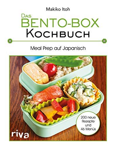 Das Bento-Box-Kochbuch: Meal Prep auf Japanisch (German Edition)