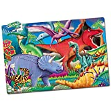 unique dinosaur gift idea puzzle