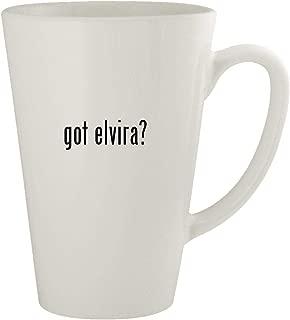 got elvira? - Ceramic 17oz Latte Coffee Mug