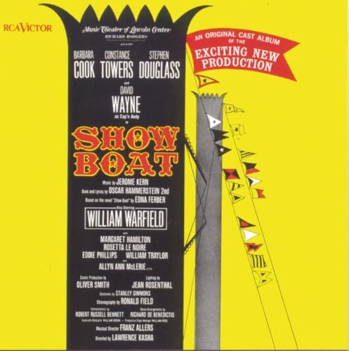 Music Theater of Lincoln Center Cast of Show Boat (1966)