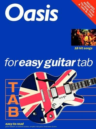 OASIS - For Easy Guitar Tab