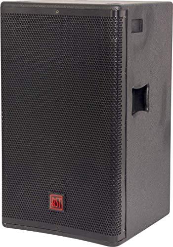 BST FIRST-SA12DSP2 Bafle Amplificado 12'/30 cm 500 W, RMS en Madera