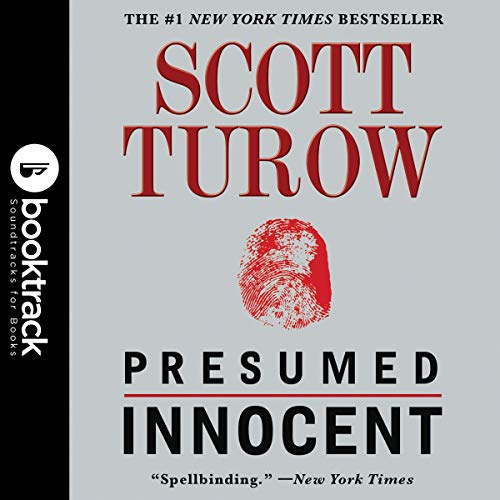 Presumed Innocent audiobook cover art