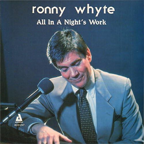Ronny Whyte feat. Harry Allen, Frank Tate & Joe Cocuzzo